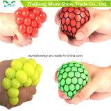 Brinquedos de piscamento novos da inquietação da esfera do esforço do aperto do diodo emissor de luz