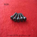 Tornillo de cerámica del Zirconia de la Desgastar-Resistencia