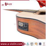 Оптовая торговля на заводе из углеродного волокна шеи усилитель акустическая гитара (AF485CE)