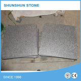 Природные темно-серый гранит Flamed плитки на пол и стены