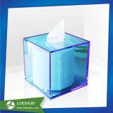 中国の専門のエクスポートの正方形のガラスアクリルのつぼ
