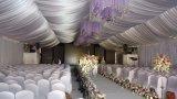 Роскошный шатер свадебного банкета с алюминиевой структурой рамки