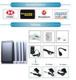 7 PC van de Tablet van de duim Androïde met vierling-Kern Mtk6572 3G Dubbele Kaart SIM