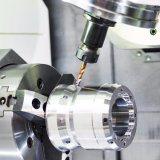 Piezas de CNC de aluminio de color Pantone personalizada Creación de prototipos de precisión del centro de mecanizado CNC de aluminio de fundición de arena OEM ODM.