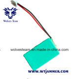 Batería de ion de litio de alta capacidad para la Jammer