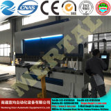 Freno idraulico della pressa di CNC di Wc67K, macchina piegatubi del piatto idraulico