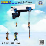 gru Chain elettrica europea di rendimento elevato di 500kg Brima