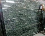 Grüner Granit-Platte-in hohem Grade grüner Poliergranit