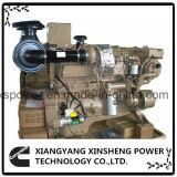 Motore diesel Nta855-M400 di propulsione principale marina di Ccec Cummins dei 6 cilindri