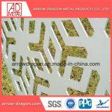 Corte a Laser de painéis de tela de alumínio PVDF/ TELA DE PRIVACIDADE Mashrabiya/ Tela decorativa/ TELA DE ARQUITETURA