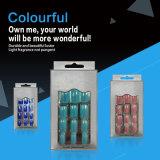 12 Entwurfs-Kasten-künstliche gefälschte Kasten-Verpackungs-Finger-Nagel-Spitzen