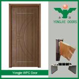 Дверь Китая Eco-Friendly водоустойчивая деревянная WPC нутряная для ванной комнаты