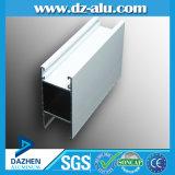 Perfil de alumínio da porta deslizante de Tanzânia com dimensão personalizada