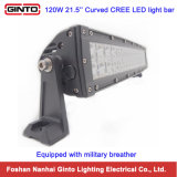Gut gebogenen 120W 21.5inch LED hellen Stab imprägniern