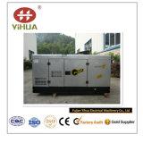 Ce/Soncap/CIQ 승인을%s 가진 8.75kVA~56.25kVA Yanmar 최고 침묵하는 디젤 엔진 발전기