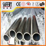 precio decorativo del tubo del acero inoxidable de 304L 316L por el contador