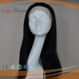 Cheveux humains plein Handtied Lace Wig (PPG-L-01708)