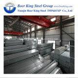 Professional Galvanized Shs HDG Rectangular Gi Square Steel Pipe