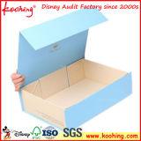 Caixa de dobramento do cartão luxuoso com as caixas de presente Foldable dobráveis rígidas da caixa de papel do fechamento magnético