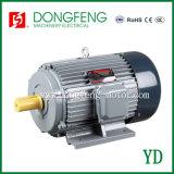 Электрический двигатель AC индукции 380V серии Yd трехфазный