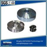 Hohe Präzision Moto Selbstersatzteil-Aluminiumkühlkörper CNC-maschinell bearbeitenlegierung CNC Drehen
