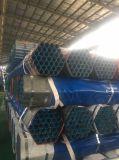 La vernice nera di api 5L ASTM A53 ha smussato il tubo d'acciaio saldato nero dell'estremità fatto in Cina