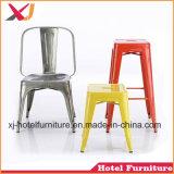 연회를 위한 Marais 강철 의자 또는 대중음식점 또는 호텔 또는 호텔 또는 결혼식 또는 홀 사건