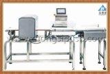 De Detector van het Metaal van de Transportband en de Weger van de Controle voor de Verwerking van het Voedsel