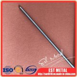 La vendita superiore Gr 2 ha forgiato la barra di titanio