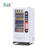 Une meilleure promotion Combo collation et une boisson froide vending machine LV-205f-a