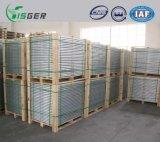 Kundenspezifischer Abmessungs-faltbarer Furnierholz-Kasten mit Ladeplatten-Muffen und handgemachten Löchern