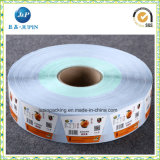 Etiqueta engomada de papel auta-adhesivo modificada para requisitos particulares de la impresión de la escritura de la etiqueta de la impresión del código de barras del servicio (jp-s173)
