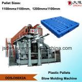 Hmw-HDPE Blasformen-Maschine, zum von IBC, Ladeplatten zu bilden