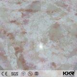 Superfície contínua acrílica de mármore da textura