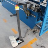 CNC hidráulica máquina de doblado de la placa (NC)