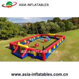Для использования вне помещений надувные футбольное поле для игры