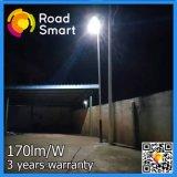 210lm/W im Freien LED Solarhausgarten-Straßen-moderne Beleuchtung