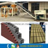 Fabriqué en Chine Semi-automatique machine à fabriquer des briques de ciment