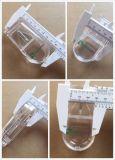 Caixa de comprimidos com uma faca de corte de Medicina
