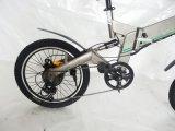 20インチモーター単位に構築されるBafangのコントローラが付いている電気都市バイク