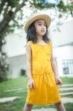 Alineadas de las niñas de la ropa de los cabritos del algodón para el verano