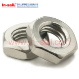 Экспорт Shenzhen гайки крышки вставки изготовления крепежных деталей Китая Hex Nylon