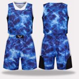 Sublimation-Sport-Abnützung-Basketball konstanter Breathable Schnell-Trockner Basketball Jersey