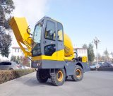2.5 Cbm Mobiele Self-Loading Concrete Mixer