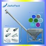 Quadratische Zufuhrbehälter-Spirale-Schwingung-führende Maschine für Puder-Verpackung (JAT-F400)