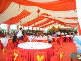 Grande fête de mariage de profilé en aluminium de tentes pour les événements