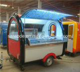 O melhor carro móvel de venda do alimento para a venda