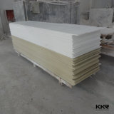 superficie solida acrilica dei comitati di parete di pietra della resina di 10mm
