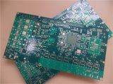 Orifício de chanfrar placa PCB RO4350b (0.508mm) alta contagem de Camada