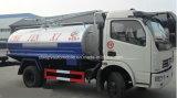 Camion di autocisterna fecale di aspirazione delle 6 delle rotelle figliate di Dongfeng 5500 da vendere